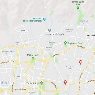 باربری جنوب تهران بارسنتر